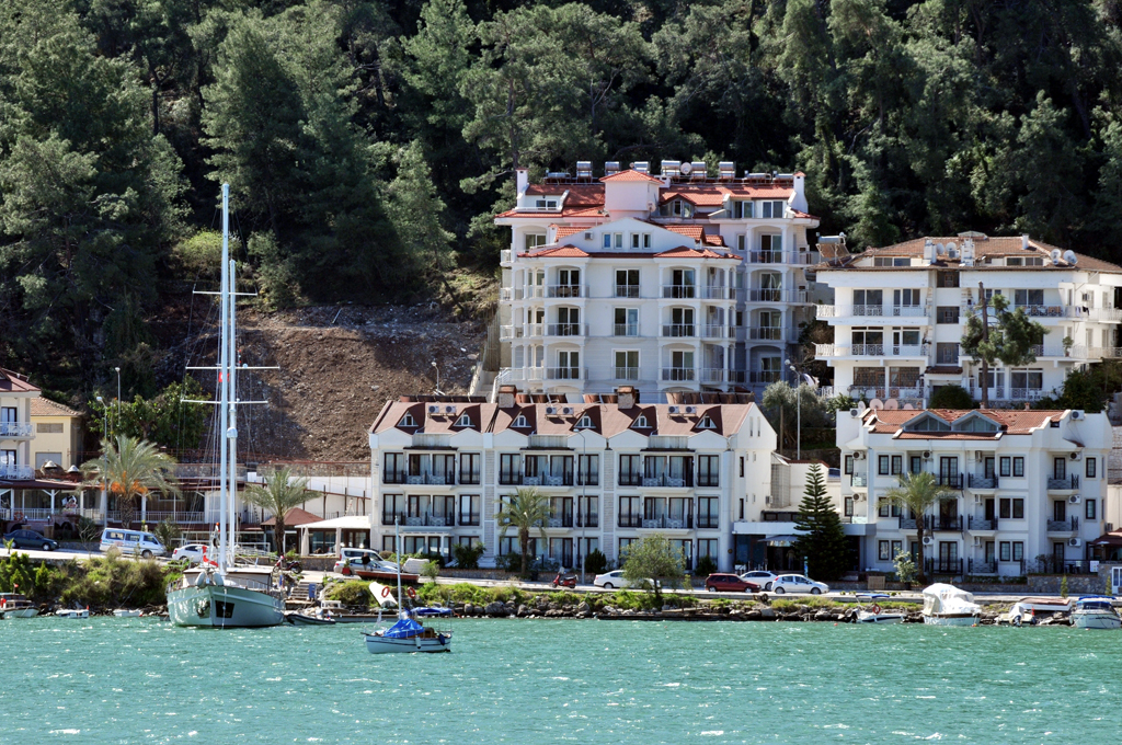 appartement Fethiye bestaand luxe