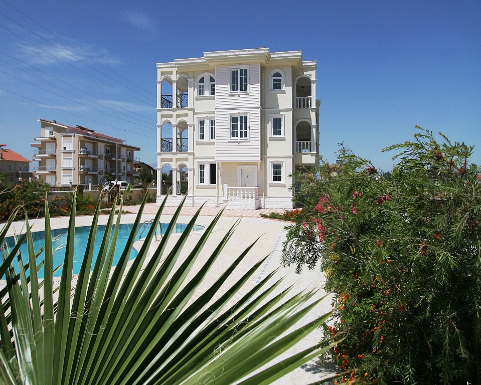 Belek appartment bestaand