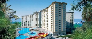 Hotel Gold City Alanya