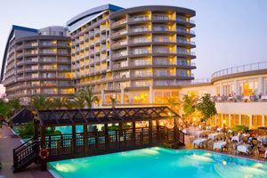 Hotel Liberty Beach Lara Antalya