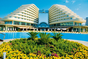 Hotel Miracle Resort Lara Antalya