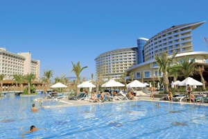 Hotel Royal Wings Lara Antalya